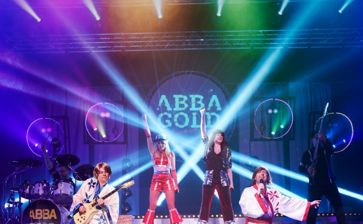 ABBA GOLD -  The Concert Show Live!! - IMG 1