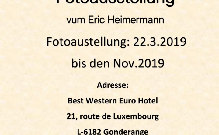 Fotoaustellung am Euro Hotel - IMG 2