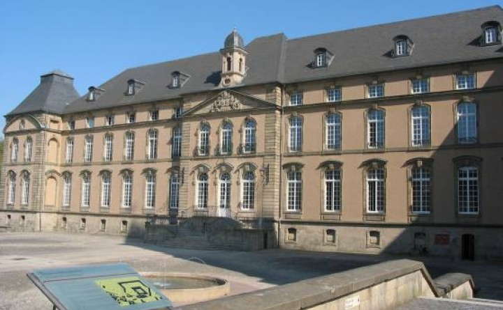 DISCOVER Echternach Abbey Top Secret & Scriptorium - IMG 1