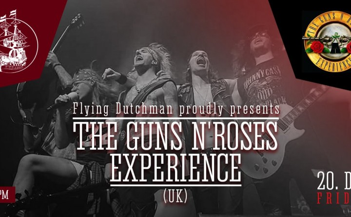 The Guns n'Roses Experience  - IMG 1