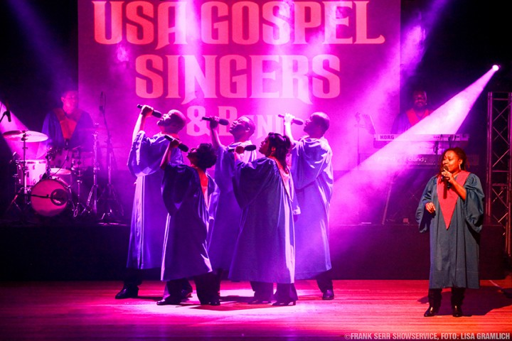 The Original USA Gospel Singers & Band - IMG 1