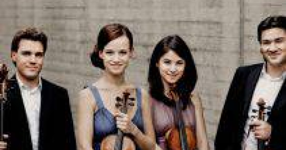 Concert par le Minetti Quartett - 04/02/2018 - ORT Mullerthal