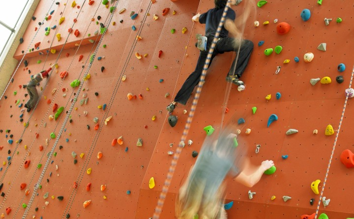 Climbing for the good cause in Echternach - IMG 1