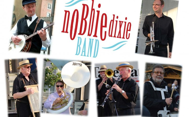 "Concert ""Nobbie Dixie Band"" @ place Bleech Larochette - IMG 1"