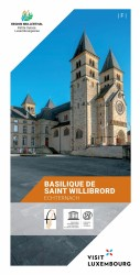 F-BASILIQUE DE SAINT WILLIBRORD cover